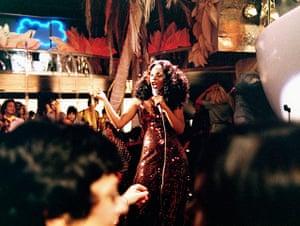 Donna Summer: Summer in a still from the film Thank God It's Friday, 1978
