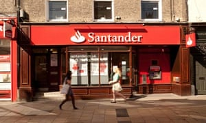 moodys downgrades santander uk