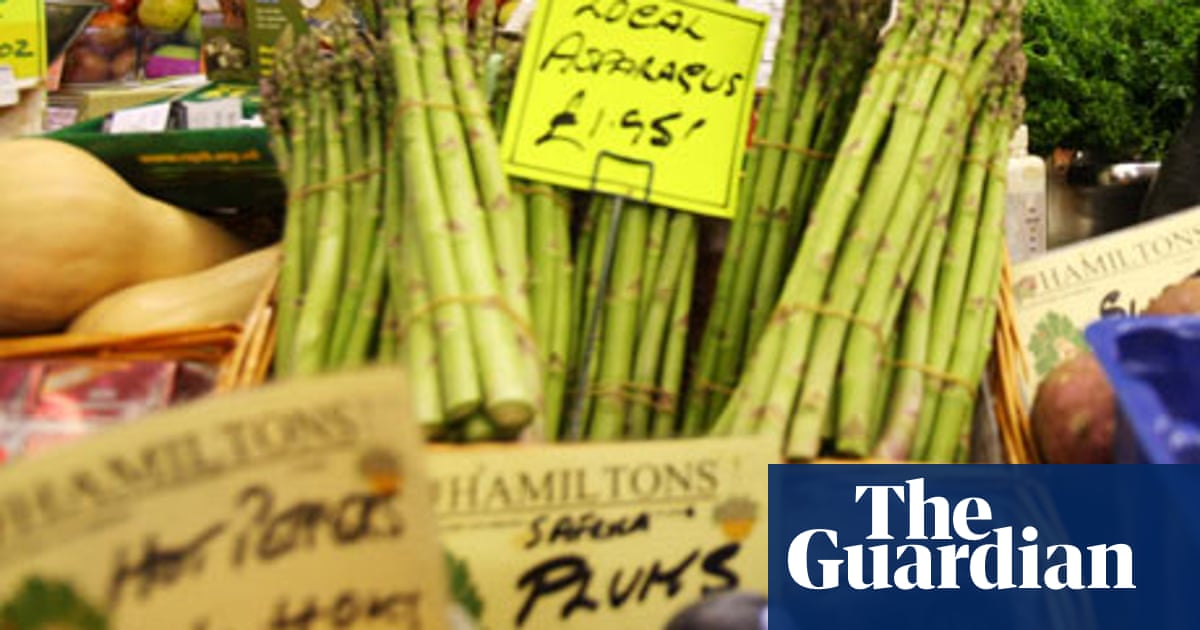 Can giving up the supermarket shop save me money?   Money