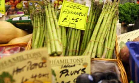 Local greengrocers