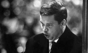 Dietrich Fischer-Dieskau performing Benjamin Britten's War Requiem