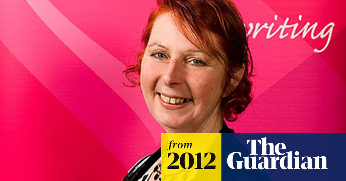 Jane Lovering wins romantic novel of the year with first book