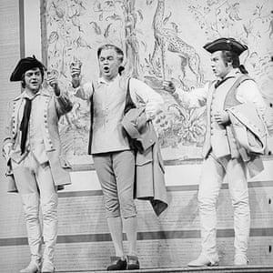 Dietrich Fischer-Dieskau: 1972: Hermann Prey as Guglielmo, Dietrich Fischer-Dieskau as Don Alfonso