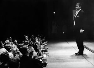 Dietrich Fischer-Dieskau: 1967: Dietrich Fischer-Dieskau performs in Munich