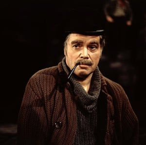 """Dietrich Fischer-Dieskau: 1974: Dietrich Fischer-Dieskau in """"The Cloak"""""""