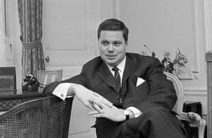Dietrich Fischer-Dieskau: 1960: Dietrich Fischer-Dieskau