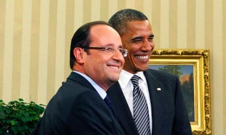 Publicités - Page 3 Obama-meets-Hollande-007