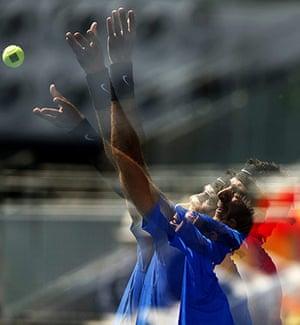 sport: Tennis Mutua Madrid Open