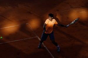 sport: Nadal of Spain