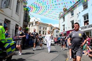 Olympic Torch Journey: Olympic Torch Relay