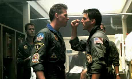 LIBRARY IMAGE OF TOP GUN