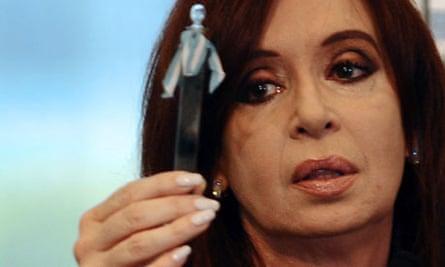 Kirchner - YPF/Repsol