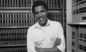 Barack Obama, Harvard Law School in 1990