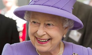 The Queen visits Exeter University as part of her diamond jubilee tour