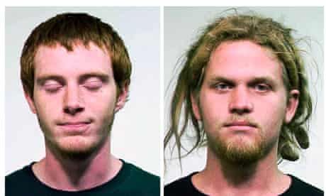 Brian Church and Brent Betterly charged ahead of Nato summit in Chicago