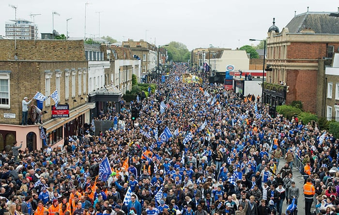 Chelsea's Champions League victory parade - in pictures | Football ...