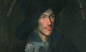 <Portrait of John Donne> English School Painting