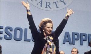 Margaret Thatcher 1982