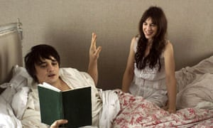 Pete Doherty and Charlote Gainsbourg in Confession of a Child of the Century
