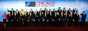 Picture desk live: 2012 NATO Summit in Chicago, Illinois, USA.