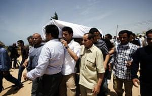 Picture desk live: The funeral of Abdelbaset Ali Mohmet al-Megrahi in Libya