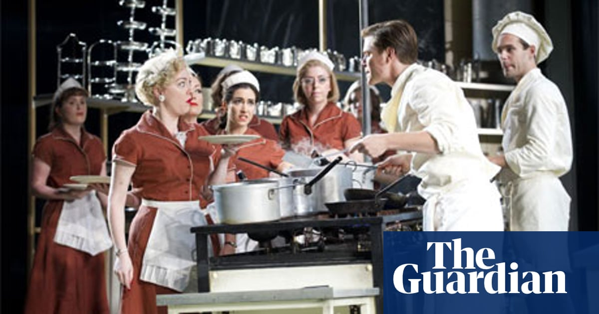 Arnold Wesker Food For Thought Stage The Guardian