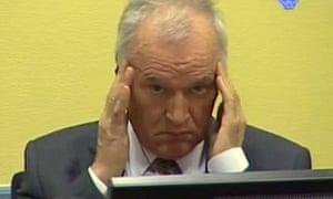 Ratko Mladic The Hague