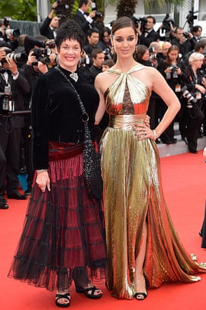 Cannes day 6 in pics : Cannes day 6 premieres in pictures