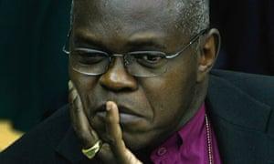 John Sentamu, the archbishop of York