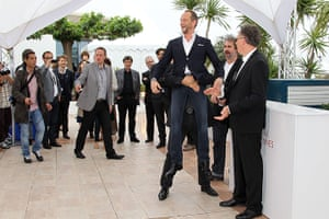 Cannes day 7: Photocall for Le Grand Soir