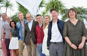 Cannes day 7: The Angels' Share photocall