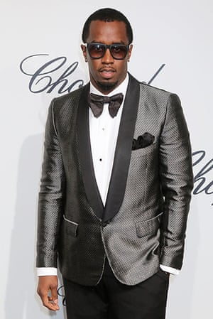 Cannes day 7: Sean Combs attends the Soiree Chopard 'Mystery Party' last night