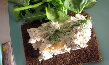 How To Make Perfect Smoked Mackerel Pate Food The Guardian
