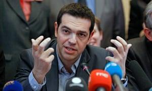 Alexis Tsipras 21.5