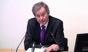Leveson inquiry: Stephen Dorrell