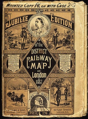 Mind the Map: Pocket District Railway map, 1887
