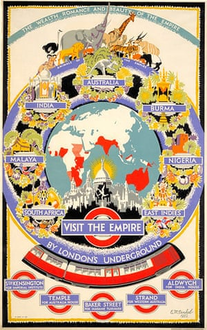 Mind the Map: Visit the Empire, by Ernest Michael Dinkel