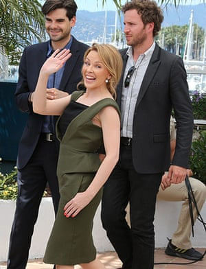 Cannes day 8: Kylie Minogue