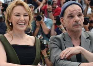Cannes day 8: Kylie Minogue and Denis Lavant
