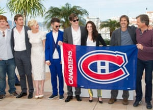 Cannes day 8: On the Road