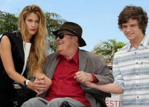 Cannes day 8: Bernardo Bertolucci