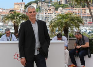 Cannes day 8: Laurent Cantet