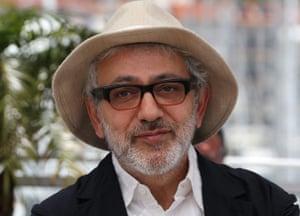 Cannes day 8: Palestinian director Elia Suleiman