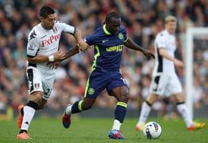 transfer targets: Fulham v Wigan Athletic - Premier League