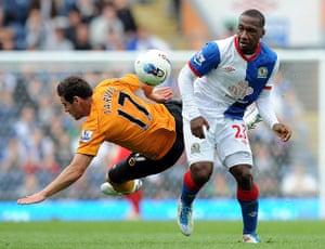 transfer targets: Blackburn Rovers v Wolverhampton Wanderers - Premier League