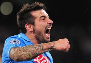 transfer targets: Napoli's Argentine forward Ezequiel Ivan