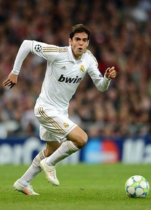 transfer targets2: Real Madrid CF v Bayern Muenchen - UEFA Champions League Semi Final