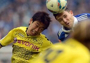 transfer targets2: Schalke's Greek defender Kyriakos Papado