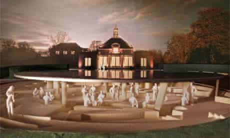 Serpentine Gallery Pavilion, Herzog & de Meuron and Ai Weiwei