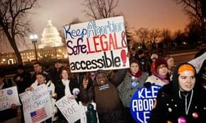 关于堕胎的民意调查告诉我们